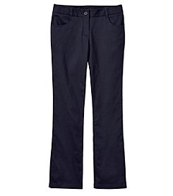 Nautica® Girls' 7-16 Bootcut Pants