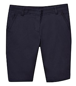 Nautica® Girls' 7-16 Bermuda Shorts