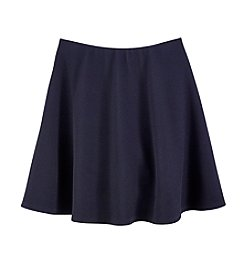 Nautica® Girls' 7-16 Basketweave Scooter Skirt