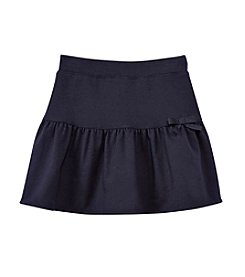 Nautica® Girls' 4-6X Drop-Waist Scooter Skirt