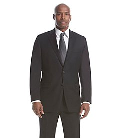Lauren Ralph Lauren Men's Stretch Black Suit Separate Two-Button Jacket