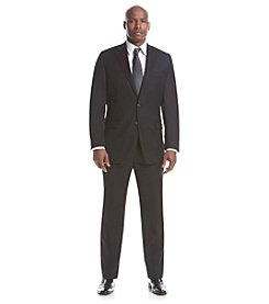 Lauren Ralph Lauren Men's Stretch Black Suit Separates