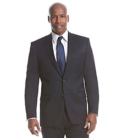 Lauren Ralph Lauren Men's Stretch Navy Suit Separate Jacket