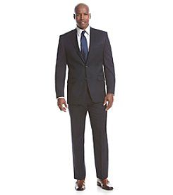 Lauren Ralph Lauren Men's Stretch Navy Suit Separates