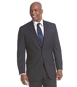 Lauren Ralph Lauren Men's Stretch Plaid Suit Separate Two-Button Jacket