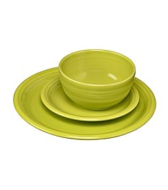 Fiesta® Dinnerware 3-Pc. Bistro Set