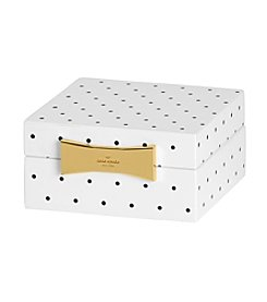 kate spade new york® Square Jewelry Box
