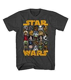 Mad Engine Men's Star Wars Space Cowboys Short Sleeve Tee