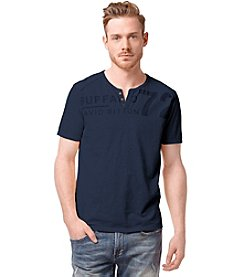 Buffalo by David Bitton Men's Narwayne Short Sleeve Tee
