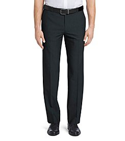 Van Heusen® Men's Relaxed Straight Fit Textured Flex Dress Pants