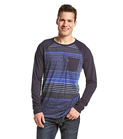 Levi's® Men's Kyler Long Sleeve Crew Neck Tee