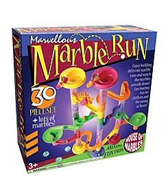 House of Marbles Marvellous Marble Run 30-Piece Set