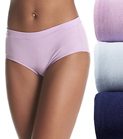 Jockey® Elance® Stretch Hipster Three Pack