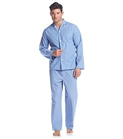 John Bartlett Statements Men's Long Sleeve Sleepshirt And Sleep Pant Set