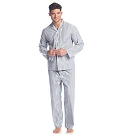 John Bartlett Statements Men's Long Sleeve Sleepshirt And Sleep Pants Set