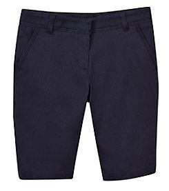 Nautica® Girls' 4-6X Bermuda Shorts