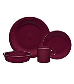 Fiesta® Dinnerware 4-pc. Place Setting