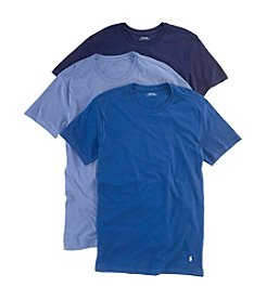 Polo Ralph Lauren® Men's 3-Pack Slim Crew Neck Undershirts