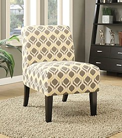 Acme Ollano Ikat Accent Chair