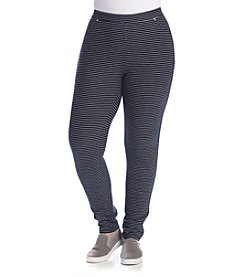 MICHAEL Michael Kors® Plus Size Sailor Stripe Leggings