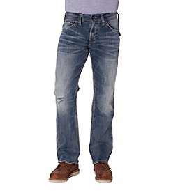 Silver Jeans Co. Men's Zac Relaxed Straight Fit Jeans