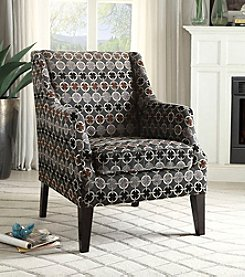 Acme Zarate Circle Accent Chair
