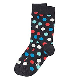 Happy Socks® Men's Combo Dot Dress Socks