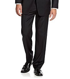 Calvin Klein Men's Black Suit Separates Pants