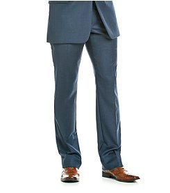 Tommy Hilfiger® Men's Navy Sharkskin Suit Separates Pants
