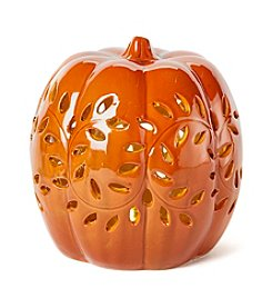 Living Quarters Medium LED Pumpkin