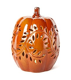LivingQuarters Large LED Pumpkin