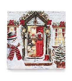 Living Quarters Nostalgic Holidays Wall Art