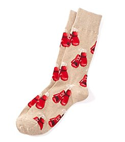 Hot Sox® Men's Boxing Glove Dress Socks