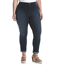 Ruff Hewn Plus Size Firehouse Skinny Jeans