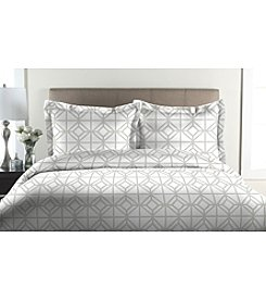 Elite Home Products St. Charles 300-Thread Count 3-pc. Duvet Set