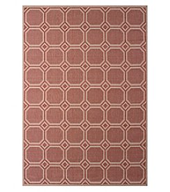 United Weavers Solarium Collection Mosaic Petite Accent Rug