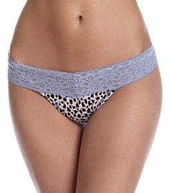 Maidenform® Dream Thong With Lace