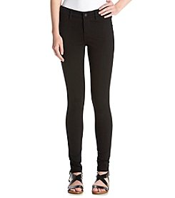 Celebrity Pink Five Pocket Ponte Skinny Pants