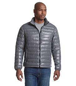 Calvin Klein Men's Packable Down Coat