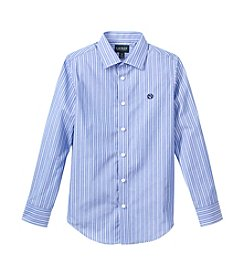 Lauren Ralph Lauren® Boys' 8-20 Long Sleeve Striped Button Down Shirt