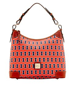 Dooney & Bourke® NCAA® Illinois Fighting Illini Hobo