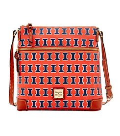 Dooney & Bourke® NCAA® Illinois Fighting Illini Crossbody