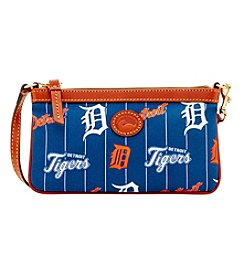 Dooney & Bourke® MLB® Detroit Tigers Large Slim Wristlet