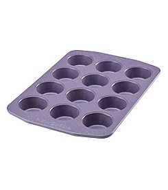 Paula Deen® Lavender Speckle 12-Cup Muffin and Cupcake Pan