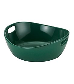 Rachael Ray® Stoneware Dark Green 10