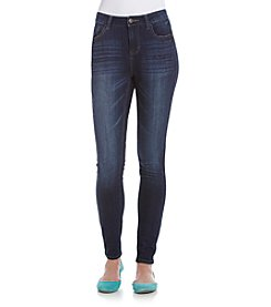 Hippie Laundry Mid-Rise Skinny Ankle Jeans
