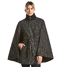 Laundry® Belted Cape Coat