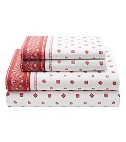 Tommy Hilfiger® Bandana Scarf Sheet Set