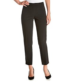 Anne Klein® Slim Leg Pants