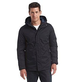 G.H. Bass & Co. Men's Modern Performance Hooded Parka Jacket